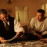 photo, Brad Pitt, Morgan Freeman