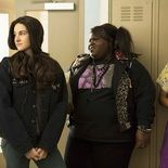 photo, Shailene Woodley, Gabourey Sidibe, Mark Indelicato