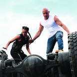 photo, Vin Diesel, Nathalie Emmanuel