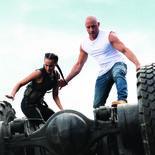 photo, Vin Diesel, Nathalie Emmanuel