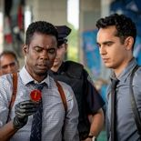 photo, Max Minghella, Chris Rock