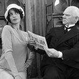 photo, Bérénice Bejo, Malcolm McDowell