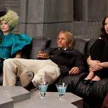photo, Jennifer Lawrence, Woody Harrelson, Elizabeth Banks
