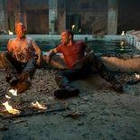 photo, Jai Courtney, Bruce Willis