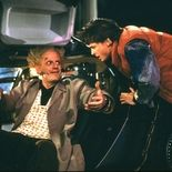 photo, Christopher Lloyd, Michael J. Fox