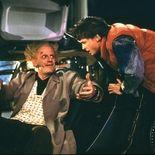 photo, Christopher Lloyd, Michael J. Fox
