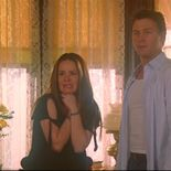 photo, Holly Marie Combs, Brian Krause