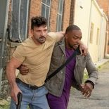 Photo Frank Grillo, Anthony Mackie