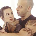 photo, Asia Argento, Vin Diesel