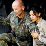 photo, Bruce Willis, Monica Bellucci