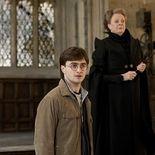 photo, Daniel Radcliffe, Maggie Smith
