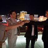 photo, Zach Galifianakis, Ed Helms, Bradley Cooper, Justin Bartha