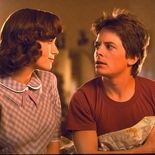 photo, Lea Thompson, Michael J. Fox