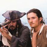 photo, Johnny Depp, Orlando Bloom