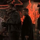 photo, George Clooney, Tom Savini, Harvey Keitel, Fred Williamson