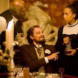 photo, Kerry Washington, Leonardo DiCaprio
