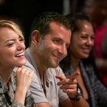 photo, Bradley Cooper, Emma Stone