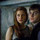photo, Bonnie Wright, Daniel Radcliffe