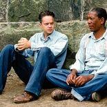 photo, Morgan Freeman, Tim Robbins