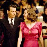 photo, Johnny Depp, Marion Cotillard