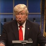photo, Alec Baldwin, Donald Trump