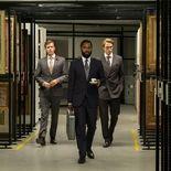 photo, John David Washington, Robert Pattinson