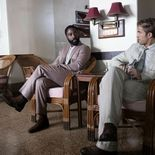 photo, John David Washington, Robert Pattinson
