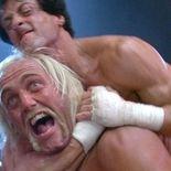 photo, Sylvester Stallone, Hulk Hogan