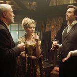 Photo Michael Caine, Scarlett Johansson, Hugh Jackman