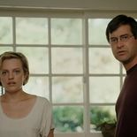 photo, Mark Duplass, Elisabeth Moss
