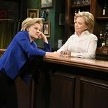 photo, Kate McKinnon, Hillary Clinton