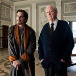 photo, Michael Caine, Christian Bale