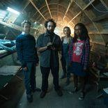 Photo Dan Byrd, Desmin Borges, Jessica Rothe, Ashleigh LaThrop