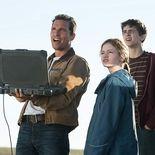 photo, Matthew McConaughey, Timothée Chalamet, Mackenzie Foy