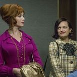 photo, Elisabeth Moss, Christina Hendricks