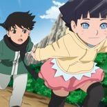 Himawari, la petite soeur de Boruto