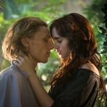 photo, Lily Collins, Jamie Campbell Bower