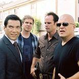 photo, Michael Chiklis, Walton Goggins, Benito Martinez, Kenny Johnson