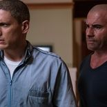 photo, Dominic Purcell, Wentworth Miller