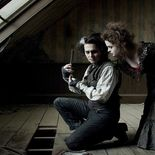 photo, Johnny Depp, Helena Bonham Carter