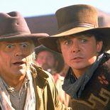 photo, Michael J. Fox, Christopher Lloyd