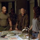 photo, Bruce Willis, Dwayne Johnson