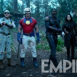 Photo David Dastmalchian, John Cena, Idris Elba, Daniela Melchior