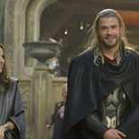 photo, Natalie Portman, Chris Hemsworth