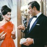 photo, Eunice Gayson, Sean Connery