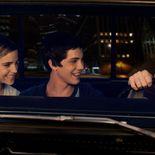 photo, Emma Watson, Logan Lerman, Ezra Miller