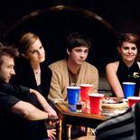 photo, Emma Watson, Mae Whitman, Logan Lerman