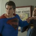 photo, Brandon Routh, Tyler Hoechlin