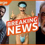 Sean Connery, Borat vs Amazon - Breaking News