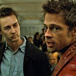 Photo Edward Norton, Brad Pitt